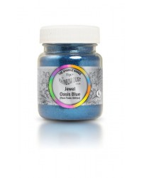 image: Bulk Rainbow Dust Glitter 35g Jewel Oasis Blue