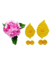 image: Jem Hydrangea Set of 4 Cutters