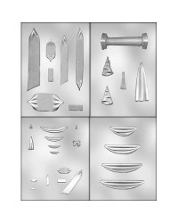 image: Swag drape & pillar mould set