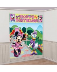 image: Minnie Mouse & Daisy Duck scene setter