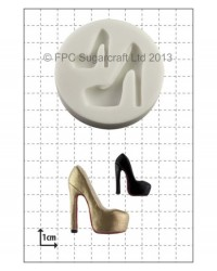 image: Fashion shoe #4 Platform silicone mould