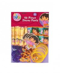 image: Dora the Explorer 48 piece favour pack