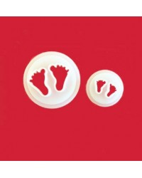 image: FMM Baby feet cutter set of 2