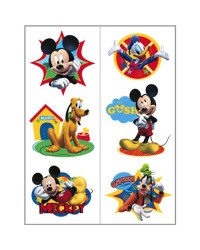 image: Mickey Mouse Tattoos