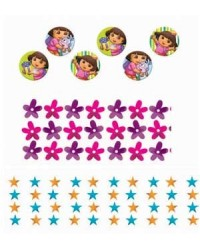 image: Dora The Explorer party confetti
