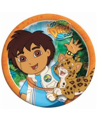 image: Go Diego Go lunch plates (8)
