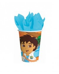 image: Go Diego Go party cups (8)