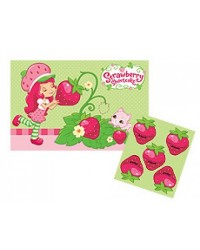 image: Strawberry Shortcake party game