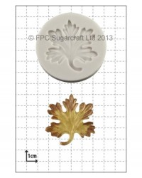 image: Stylised Leaf silicone mould