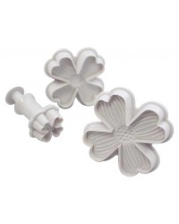 image: Set 3 Dogwood plunger ejector cutters
