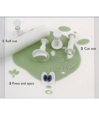 image: PME plunger cutter set 4 Oval