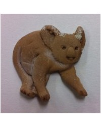 image: Koala Australian animal silicone mould