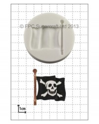 image: Flag silicone mould