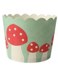 image: Le Petite Gateau (Pack of 25)  Toadstool (cupcake papers)