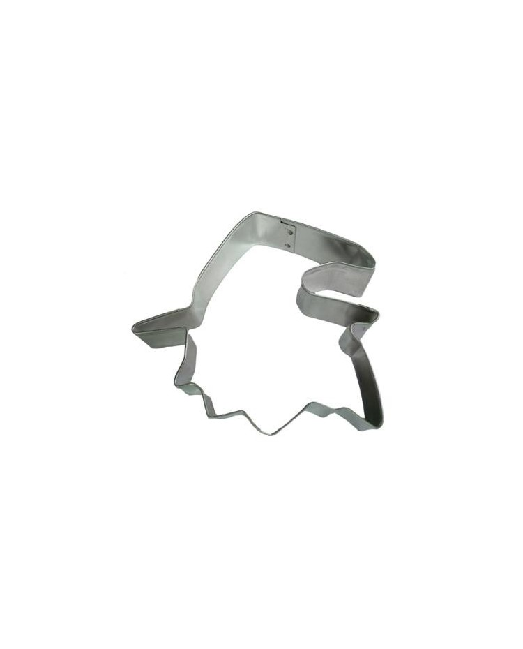 image: Witches Head cookie cutter