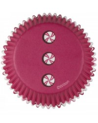image: Peppermint twist standard cupcake papers