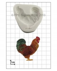 image: Cockerel - Rooster - silicone mould