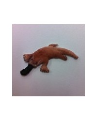 image: Platypus silicone mould