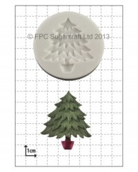 image: Christmas Tree silicone mould