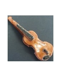 image: Violin silicone mould