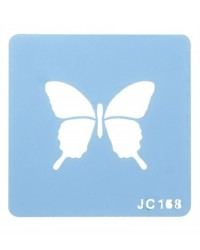 image: Butterfly Stencil 40mm