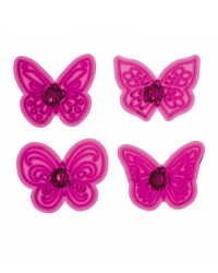 image: Jem butterfly cupcake top cutter set