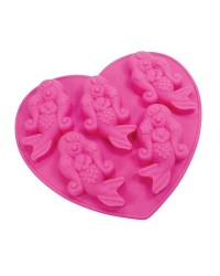 image: Mermaid silicone mould