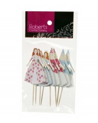 image: Princess party cupcake topper picks (8)