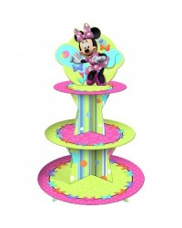 image: Minnie Mouse Cupcake stand