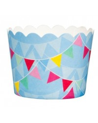 image: Le Petite Gateau (Pack of 25)  Bunting flags