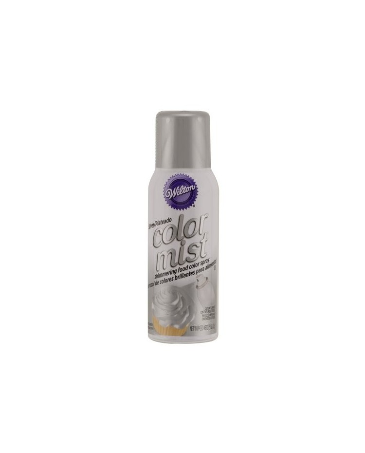 image: Silver colormist lustre spray colour Restricted delivery area