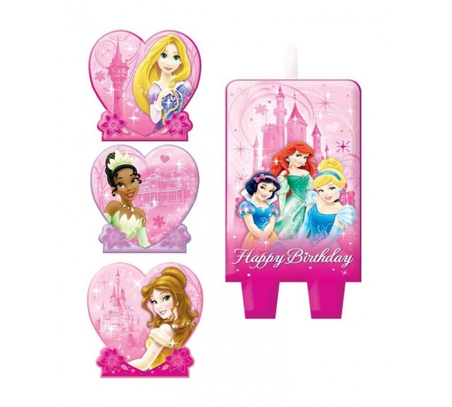 Disney Princess cake decorating and party supplies