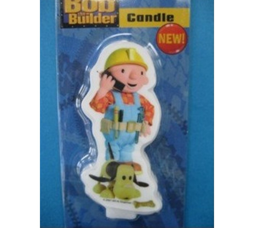 Bob the Builder edible icing images for cakes cupcakes & cookies.