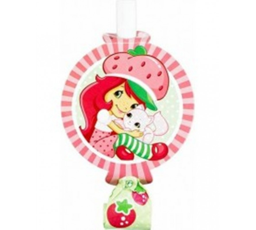 Strawberry Shortcake fun Party Ware