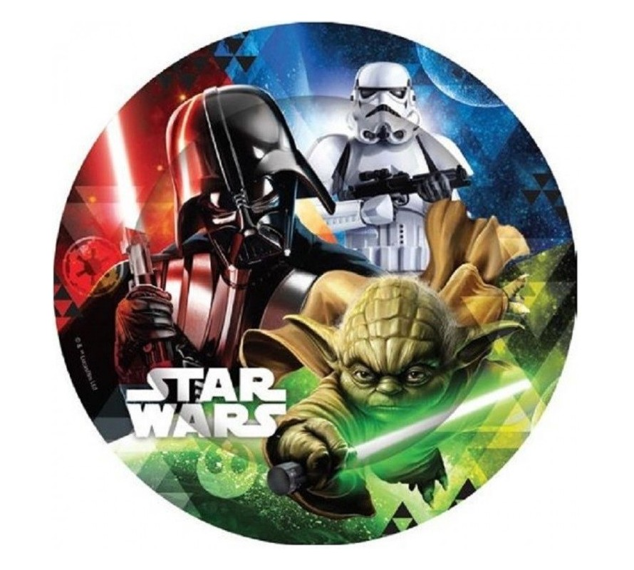 Star Wars cake & cupcake toppers icing images cookie cutters & moulds