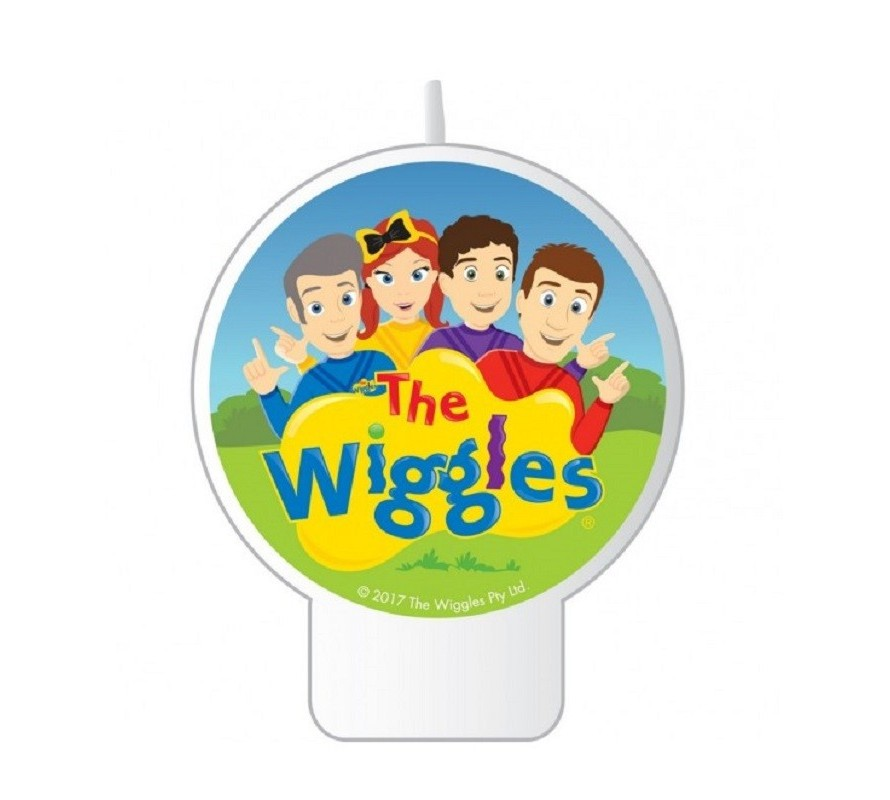 The Wiggle edible icing images for cake & cupcakes. Partyware