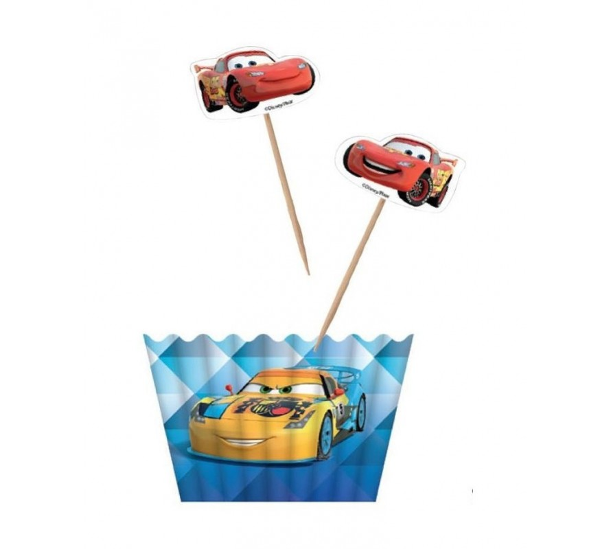 Disney Pixar Cars cake decorating & party supplies. Huge range