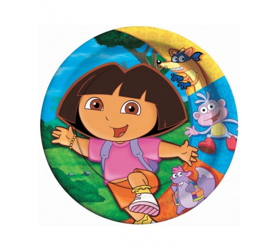 Dora the Explorer cake decorating and party supplies