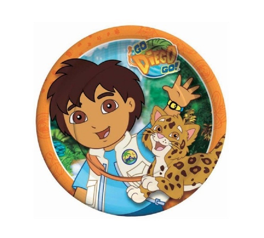 Go Diego Go cake decorating & party supplies