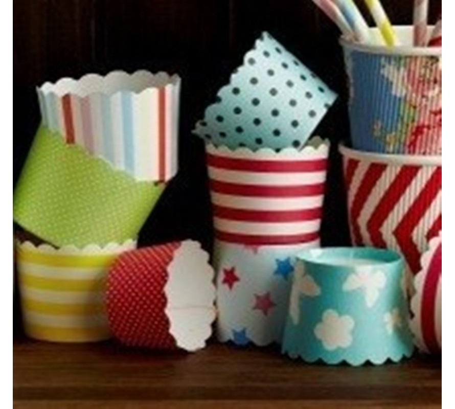 Cupcake papers baking cups