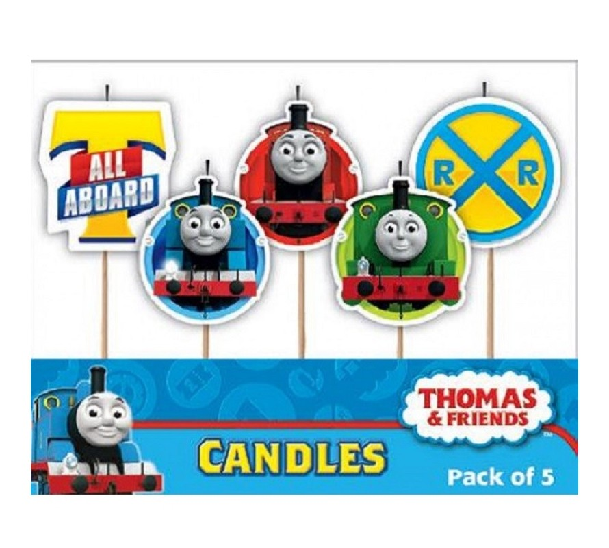 Thomas the Tank Engine edible icing images for cakes & cupcakes