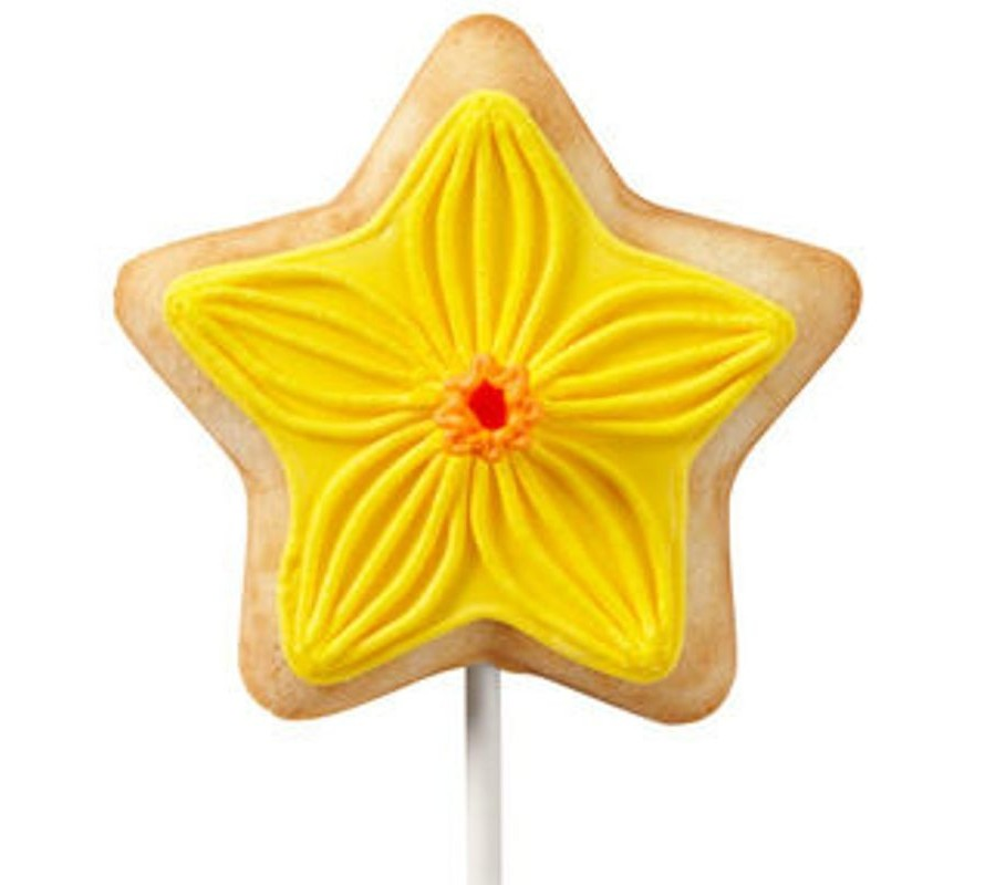 Star shape cookie cutters