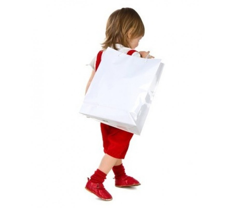 Party bags - eco friendly option