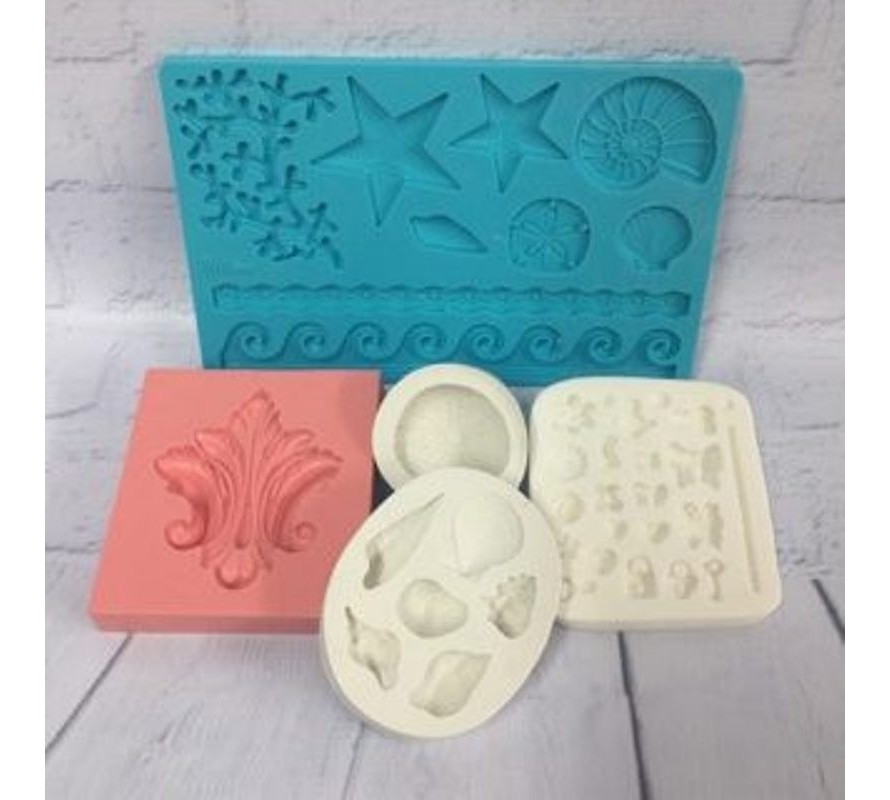 silicone-moulds