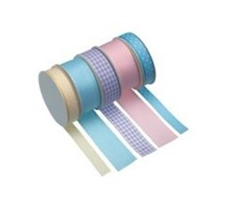 Satin Ribbons for cake board edges