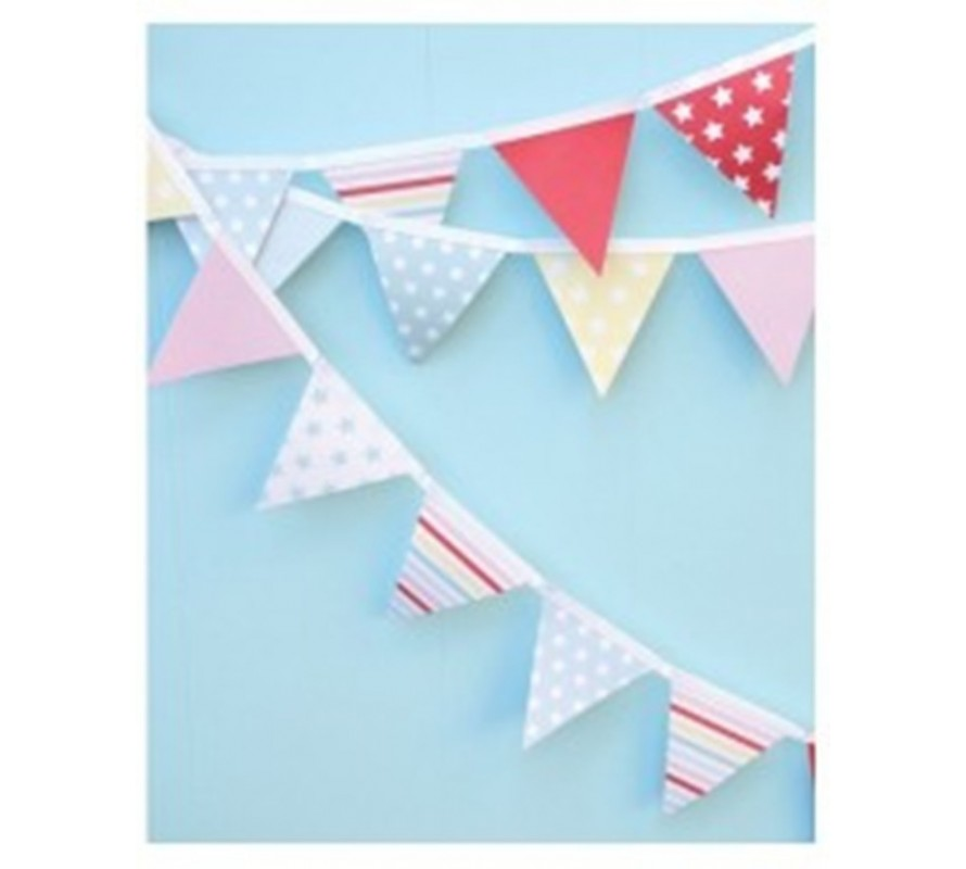 Party bunting & banners for your candy buffet display