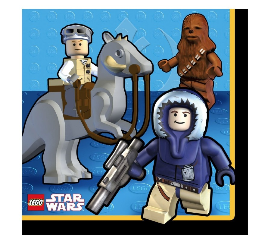 Star Wars lego Party Ware