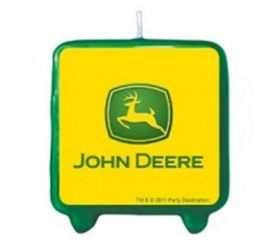 John Deere Tractor edible icing images for cakes, cookies & cupcakes