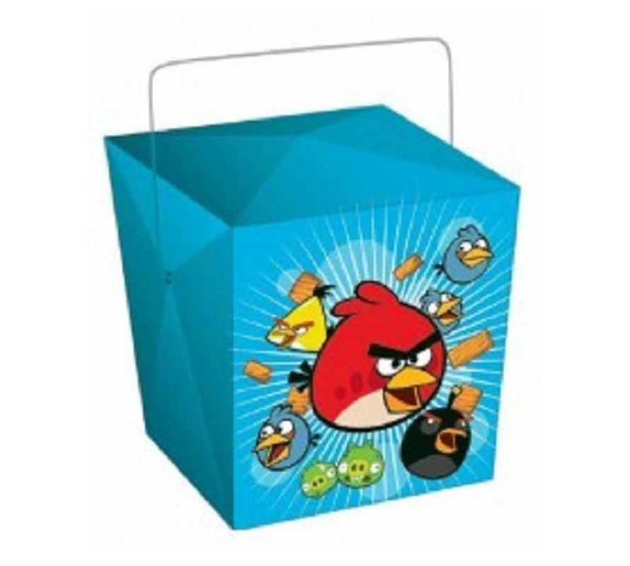 Angry Birds party and cake decorating supplies