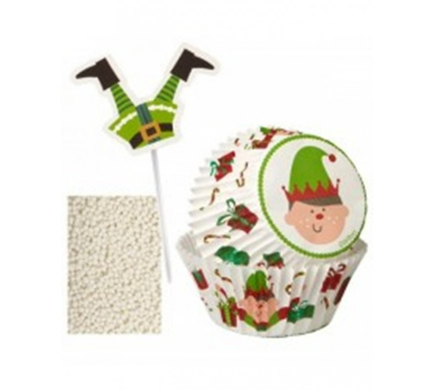 Cupcake decoration kits
